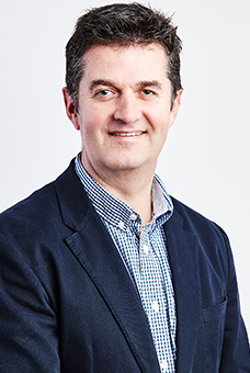 Adrian Mulcahy, Executive Director