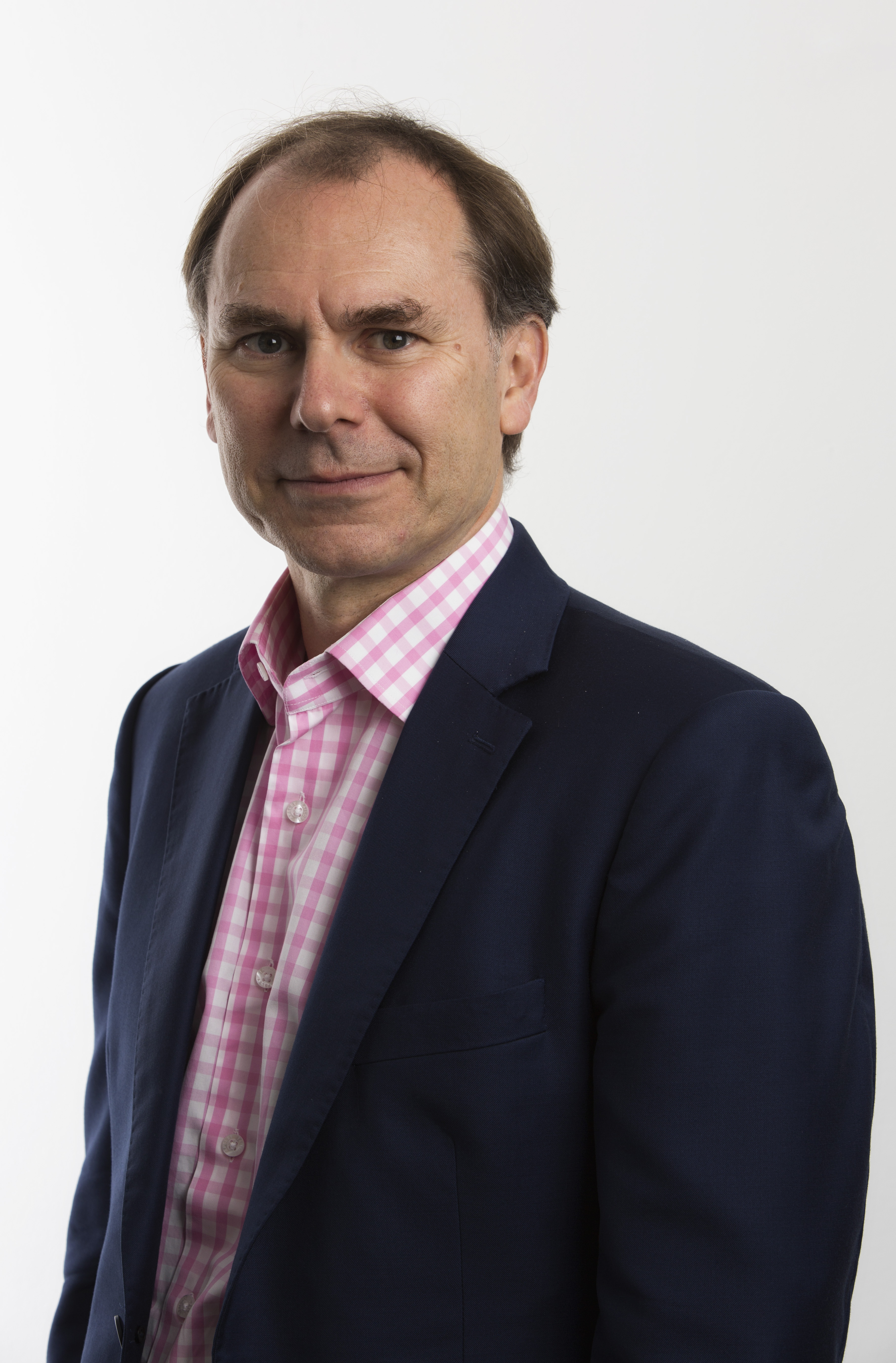 Tony Langham, Chief Executive, FCIPR